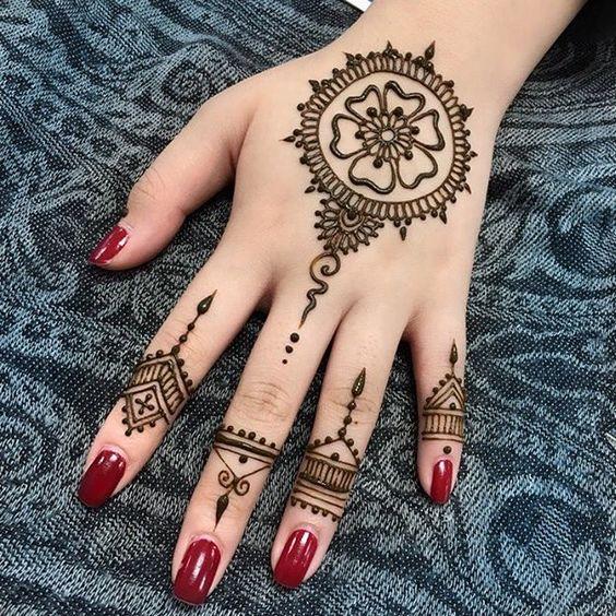 Full Hand Mehndi Designs Archives , Mehndi Artistica