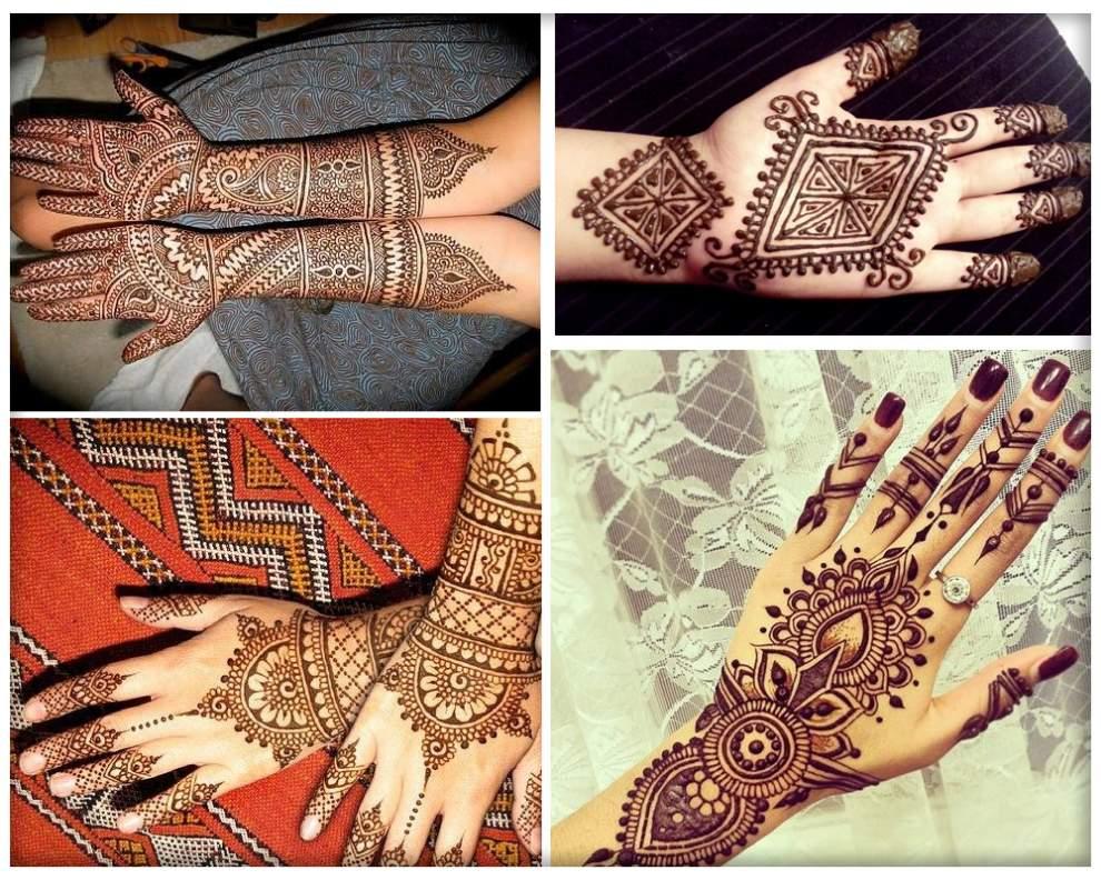 Mehndi Mandala Designs : Henna mehndi trends