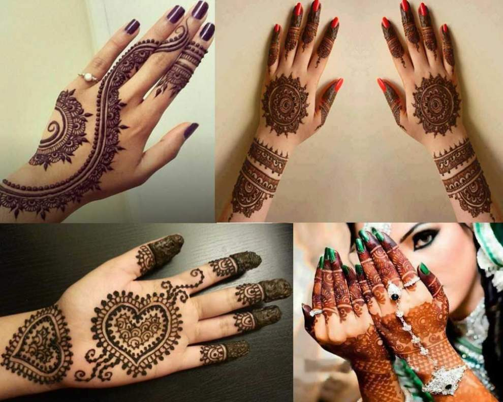 Mehndi Bridal Mehndi Design : Full hand mehndi designs archives artistica