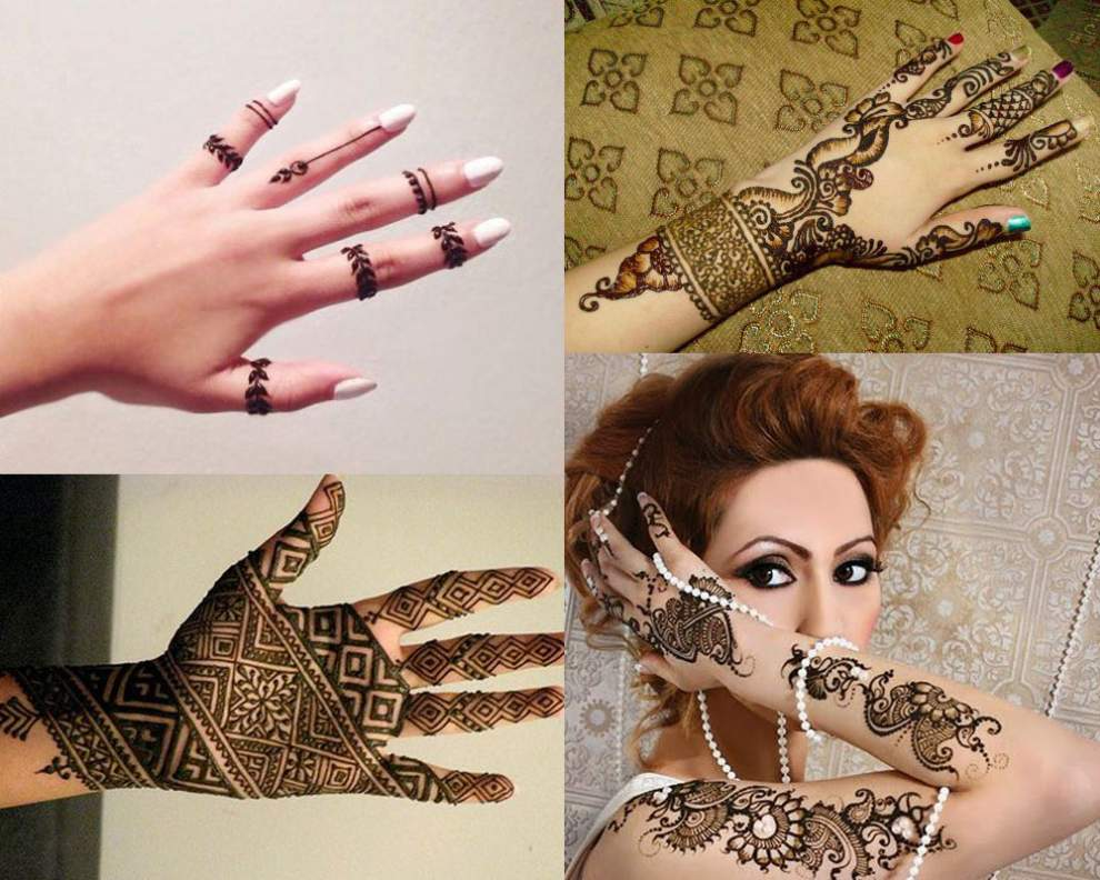 Latest Fingers Mehndi Designs : Mehndi artistica new stylish designs