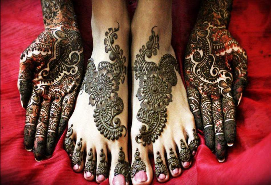 Mehndi Designs Feet N : Mehndi designs archives page of artistica