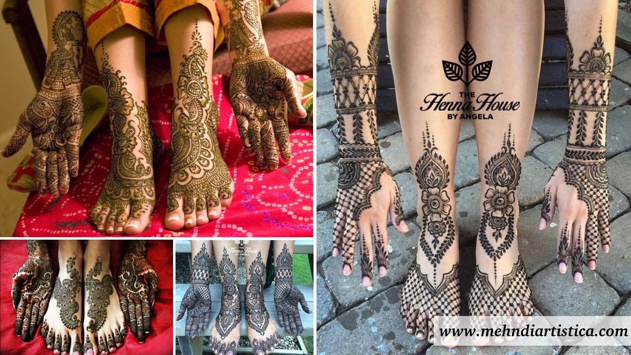 Mehndi Patterns For Legs : Book of mehndi design simple bale in south africa by noah