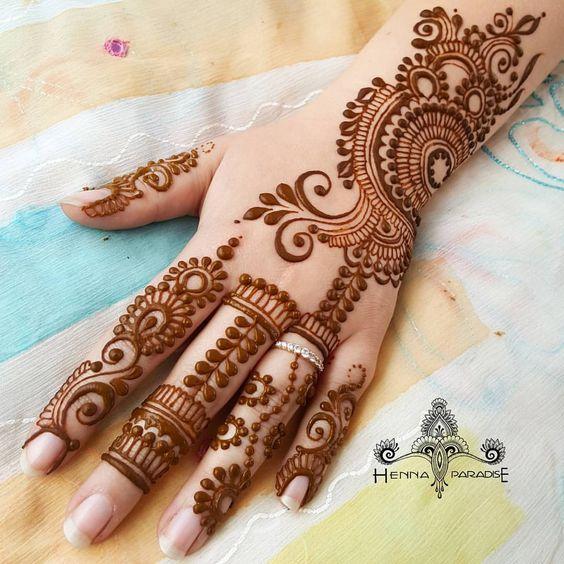 Full Hand Mehndi Designs Archives Mehndi Artistica