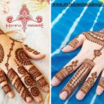 Stunning Back Hand Henna Designs for all Occasions