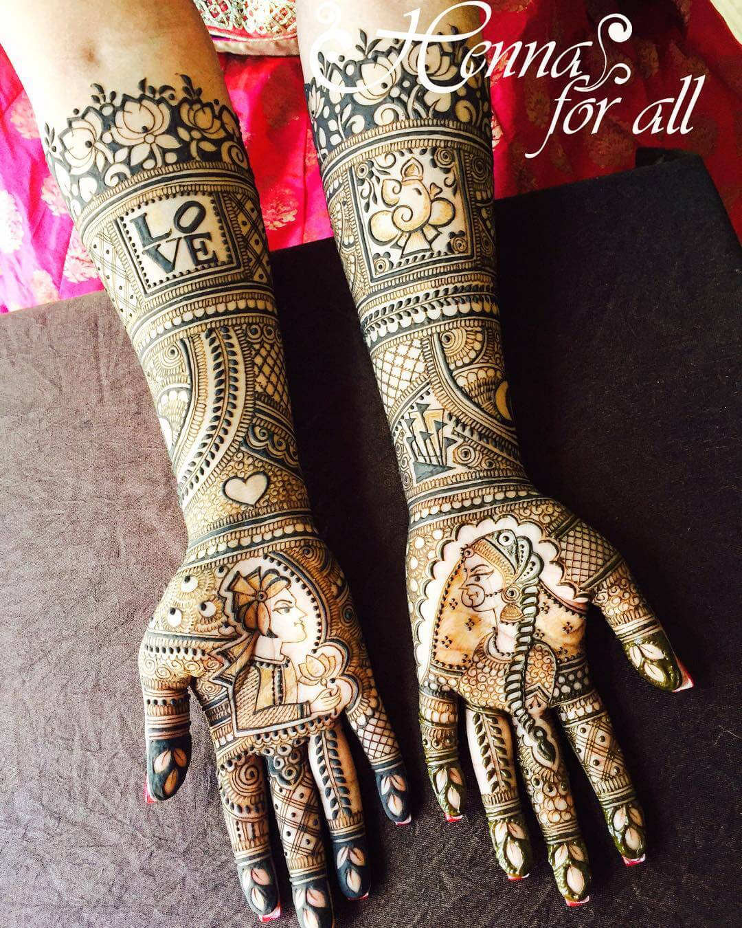 Indian Mehndi Designs Archives
