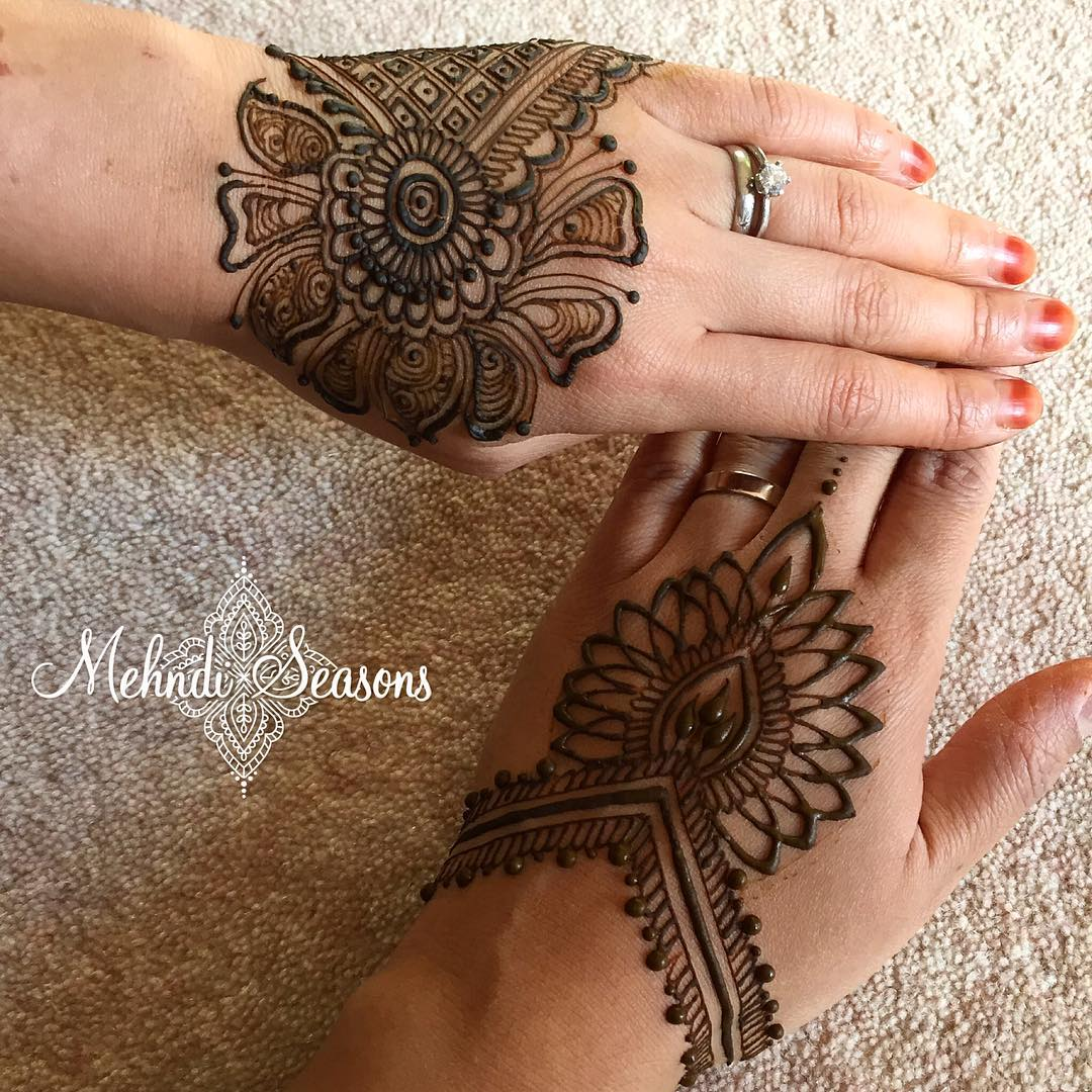 Wishes For Mehndi Ceremony : Bridal mehndi designs archives artistica