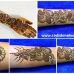 Beautiful Henna Mehndi Design for hand – Step by step