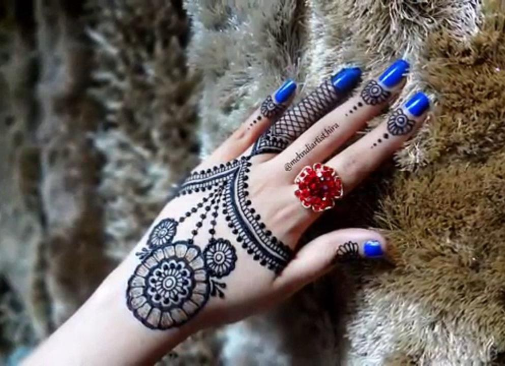 Mehndi Patterns What Are They : Latest mehndi designs archives artistica