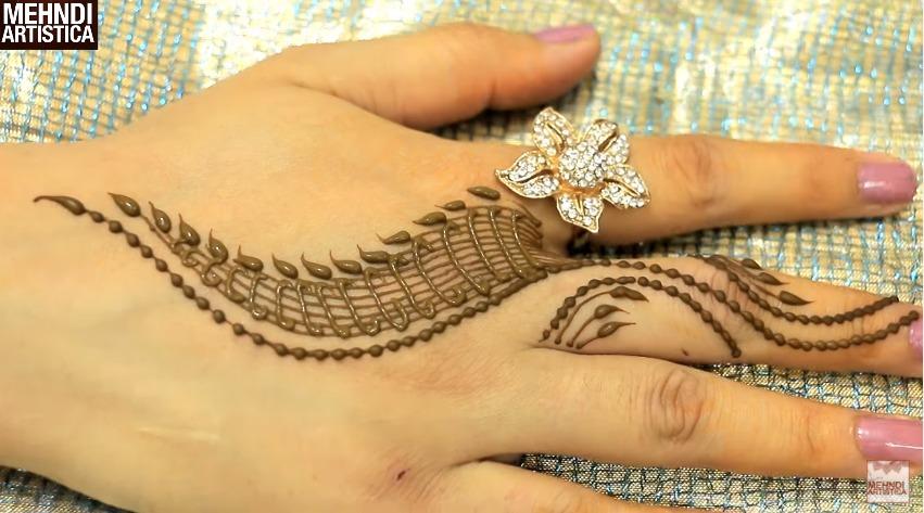 Beautiful Henna Mehndi Jewellery : Jewellery henna designs archives mehndi artistica