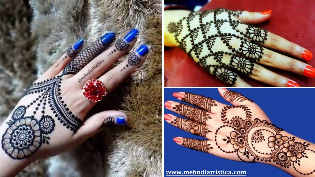 Mehndi Patterns Images : Latest mehndi designs archives artistica
